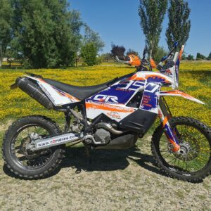 Kit Rally Step 3 by o2Riders ktm lc8 adventure 950/990