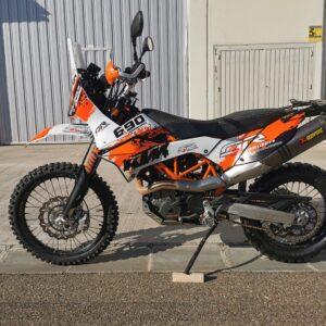 kit rally 690 enduro  2015