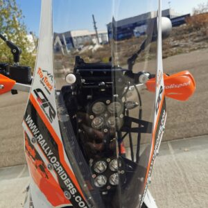 sistema full led hd Kit Rally Ktm 690  enduro Lc4 fino al 2016