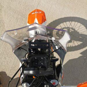 GPS Garmin comparible y orientable sistema full led hd Kit Rally Ktm 690 enduro Lc4 fino al 2016