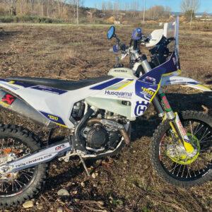 Kit Rally by o2Riders - Husqvarna fe 2017 2018 2019